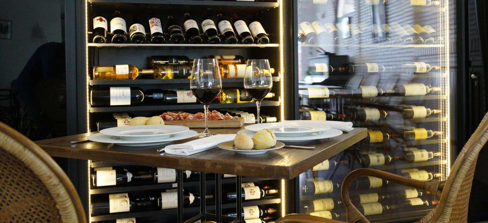 <strong>Hotel Gastronómico con Restaurante con encanto Villa Magalean</strong>