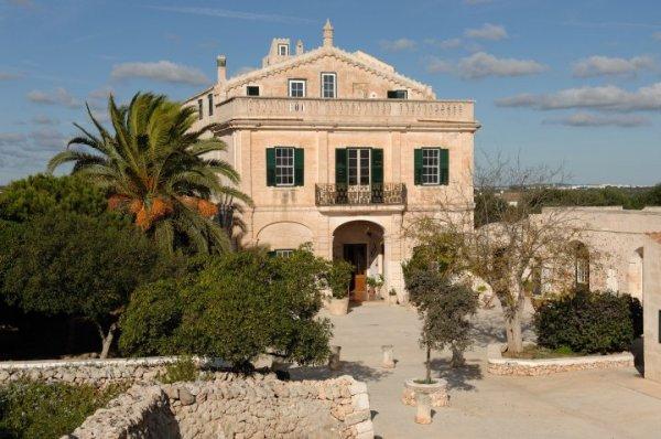 <strong>Hoteles y Masías para Bodas con Encanto -Alcaufar Vell (Menorca)</strong>