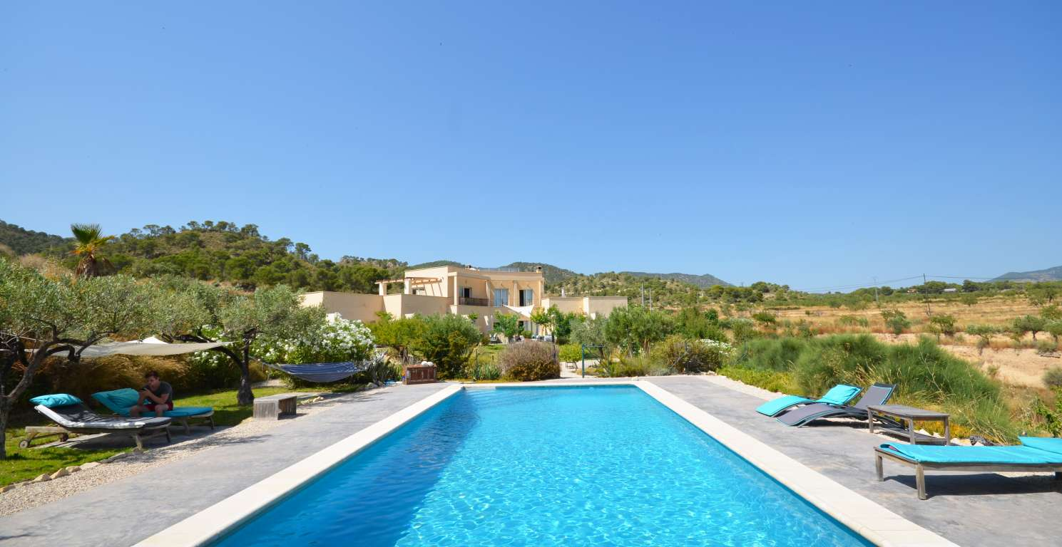 <strong>Wellnes Hotels in Spanien Finca El Pao</strong>