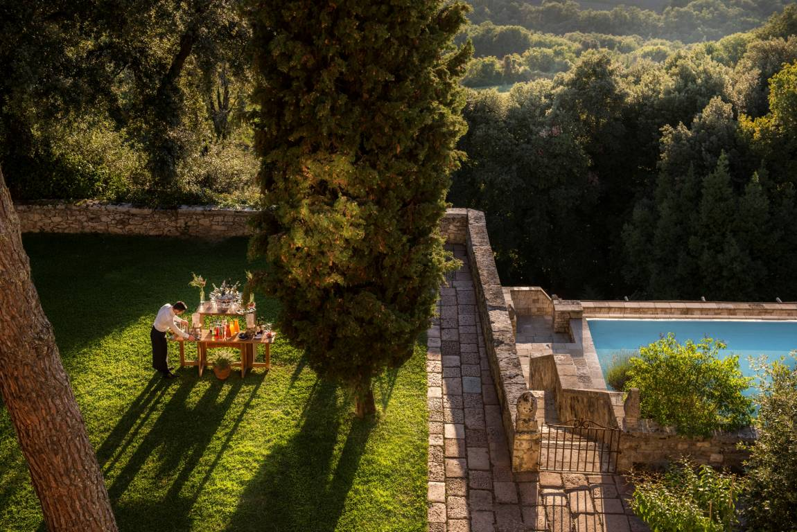 <strong>Casas Rurales en la Toscana - Gastronomía</strong>