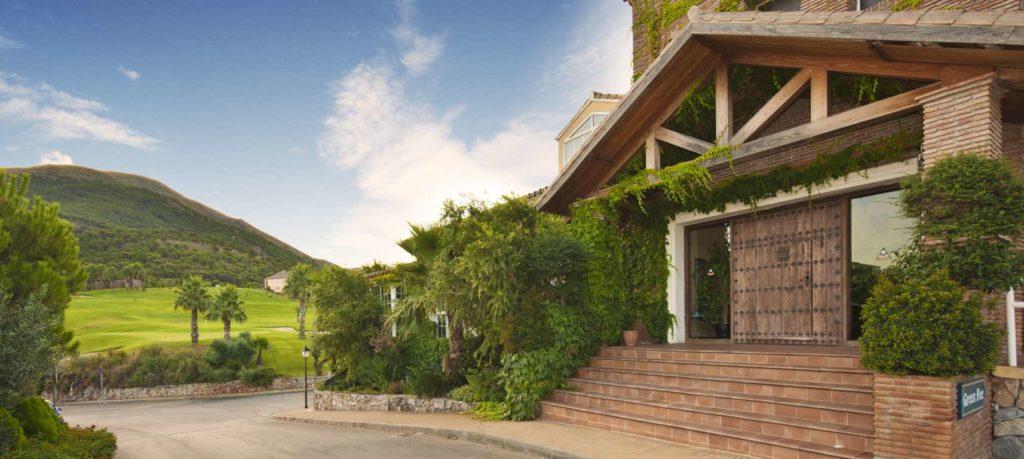<strong>Hoteles y Masías para Bodas con Encanto -Alhaurín Golf Resort (Málaga)</strong>