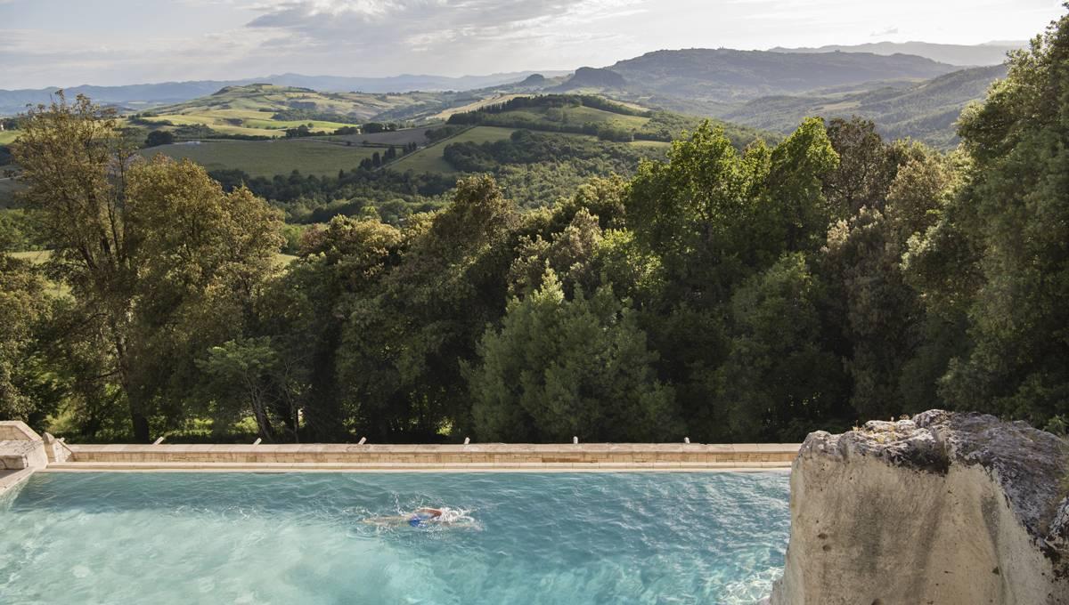 <strong>Hoteles en La Toscana - Volterra</strong>