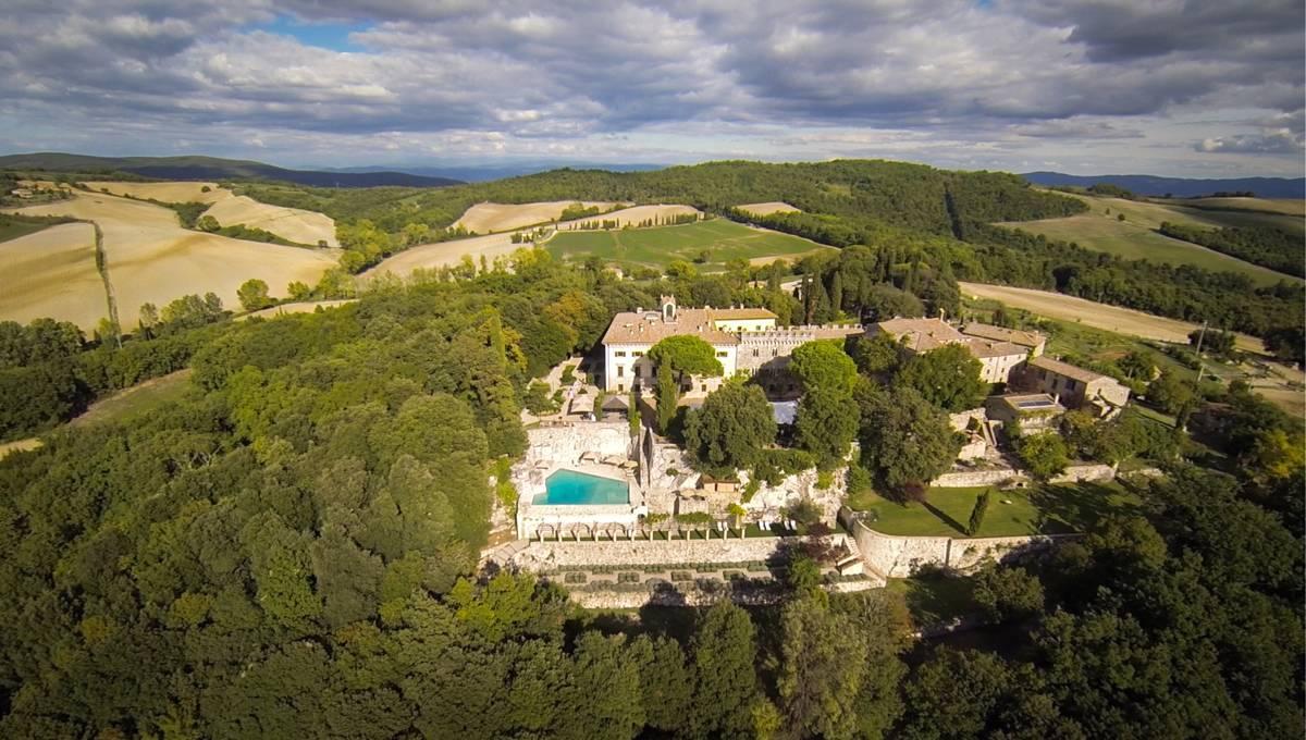 <strong>Alojamientos en La Toscana</strong>