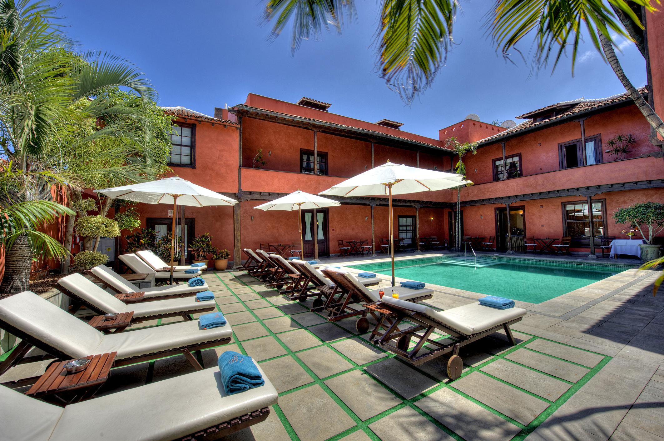 <strong>Hoteles Rurales en Santa Cruz de Tenerife</strong>