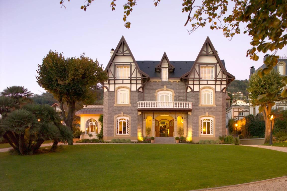 <strong>11 Casas Rurales en Pais Vasco - Hotel Villa Soro</strong>