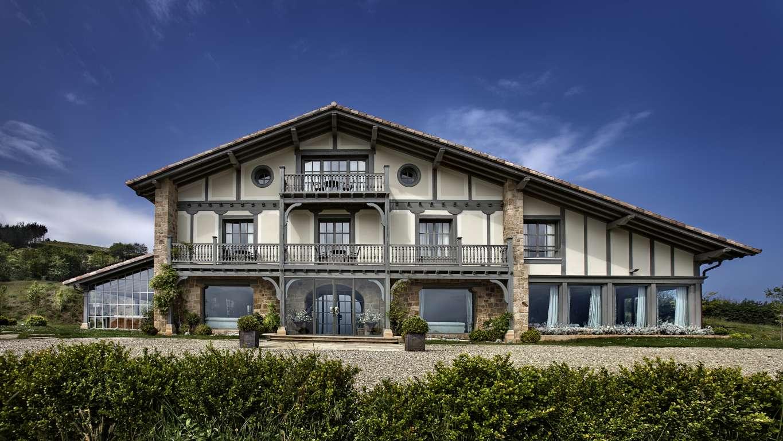 <strong>Los mejores Hoteles en Pais Vasco Rusticae - Hotel Iturregi</strong>