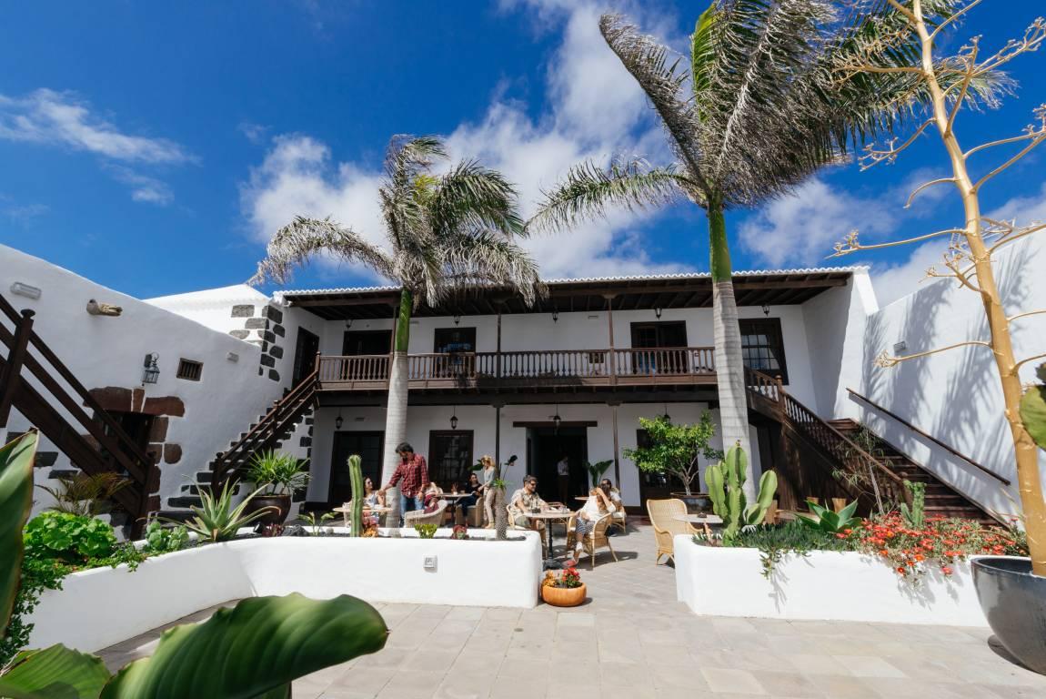 <strong>Hoteles cerca de Parque Nacional de Timanfaya</strong>