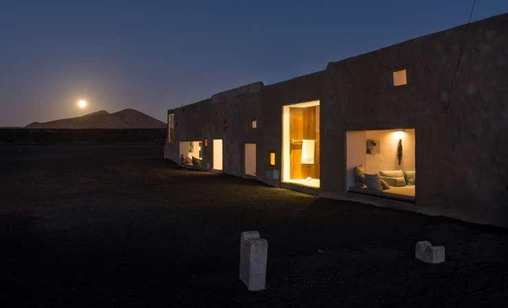 <strong>Hoteles cerca de Parque Nacional de Timanfaya Rusticae</strong>