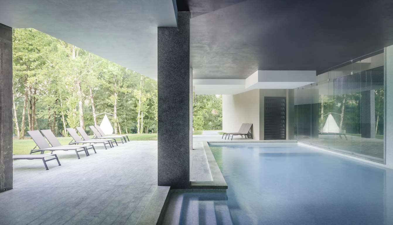 Hoteles con Spa - Spa Hotel Aquavillage Rusticae