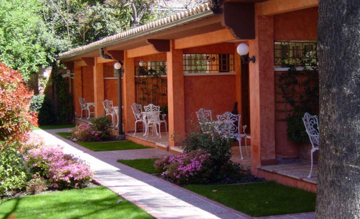 <strong>Hotel con encanto en Madrid Quinta de Los Cedros</strong>