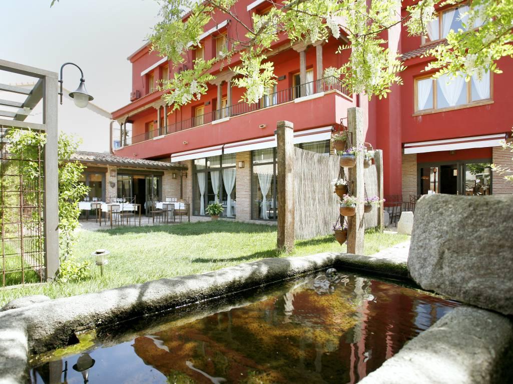 <strong>Hotel con encanto en Madrid Rincon de Traspalacio</strong>