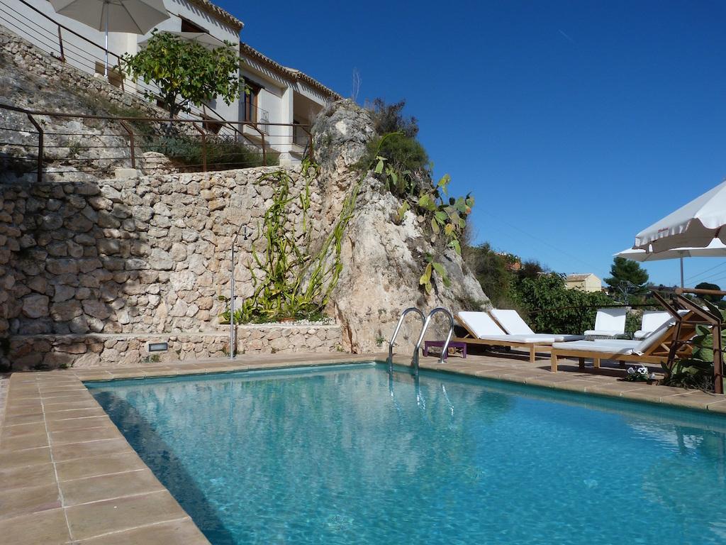 Hoteles con piscinas nicas casas rurales con piscina madrid - Hotel a pejo con piscina ...