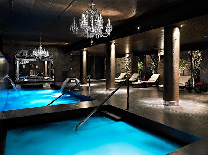 <strong>Spa Hotels und Hotels mit Spa - Spa Hotel Castillo de Gorraiz</strong>