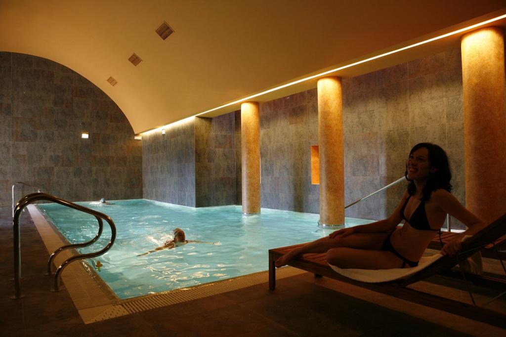 <strong>Hoteles con Spa - Hotel Spa Aguas de Gredos</strong>
