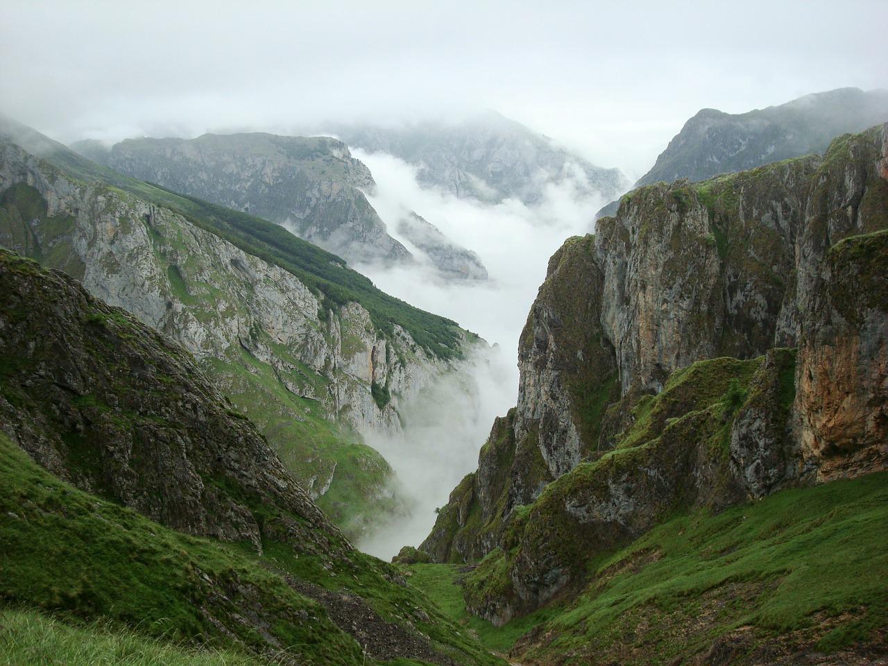 <strong>Getaways in Asturias</strong>