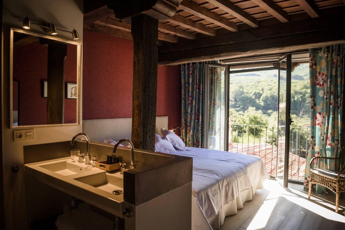 Hoteles y casas rurales en Extremadura