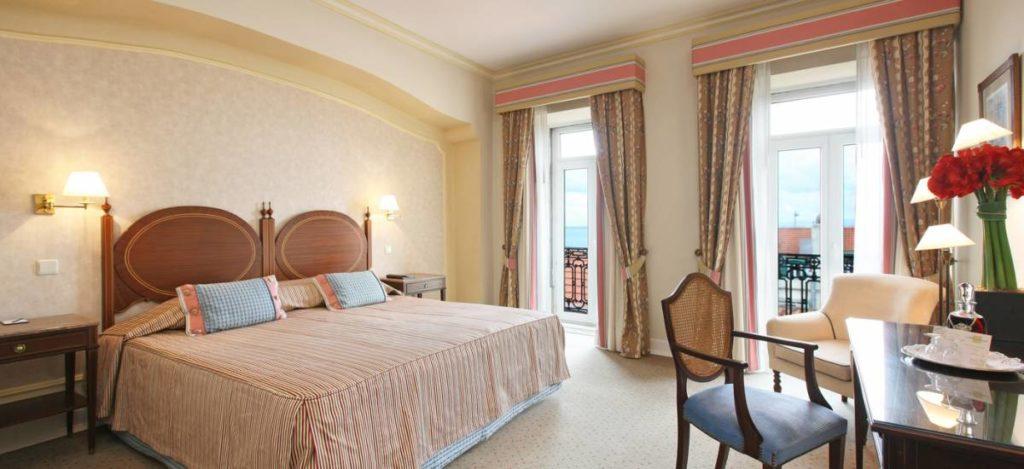 <strong>Hoteles en Lisboa con encanto</strong>