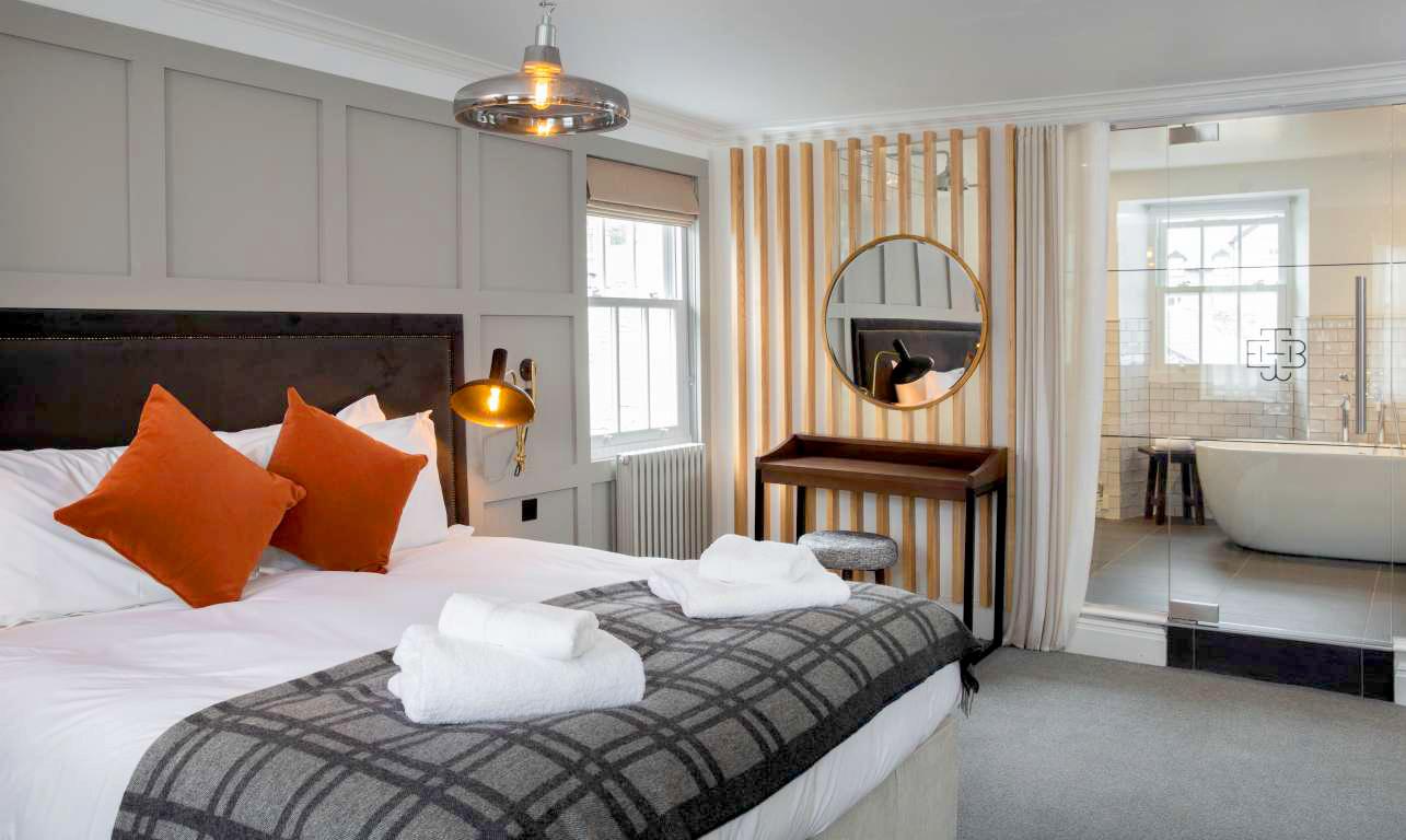 <strong>Hoteles en Reino Unido con encanto - THE Black Bull Hotel</strong>