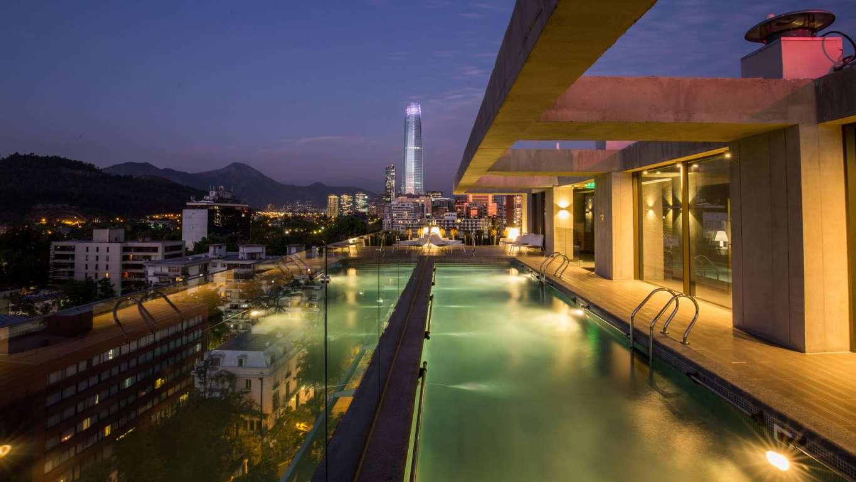 <strong>Hoteles en Santiago de Chile románticos</strong>