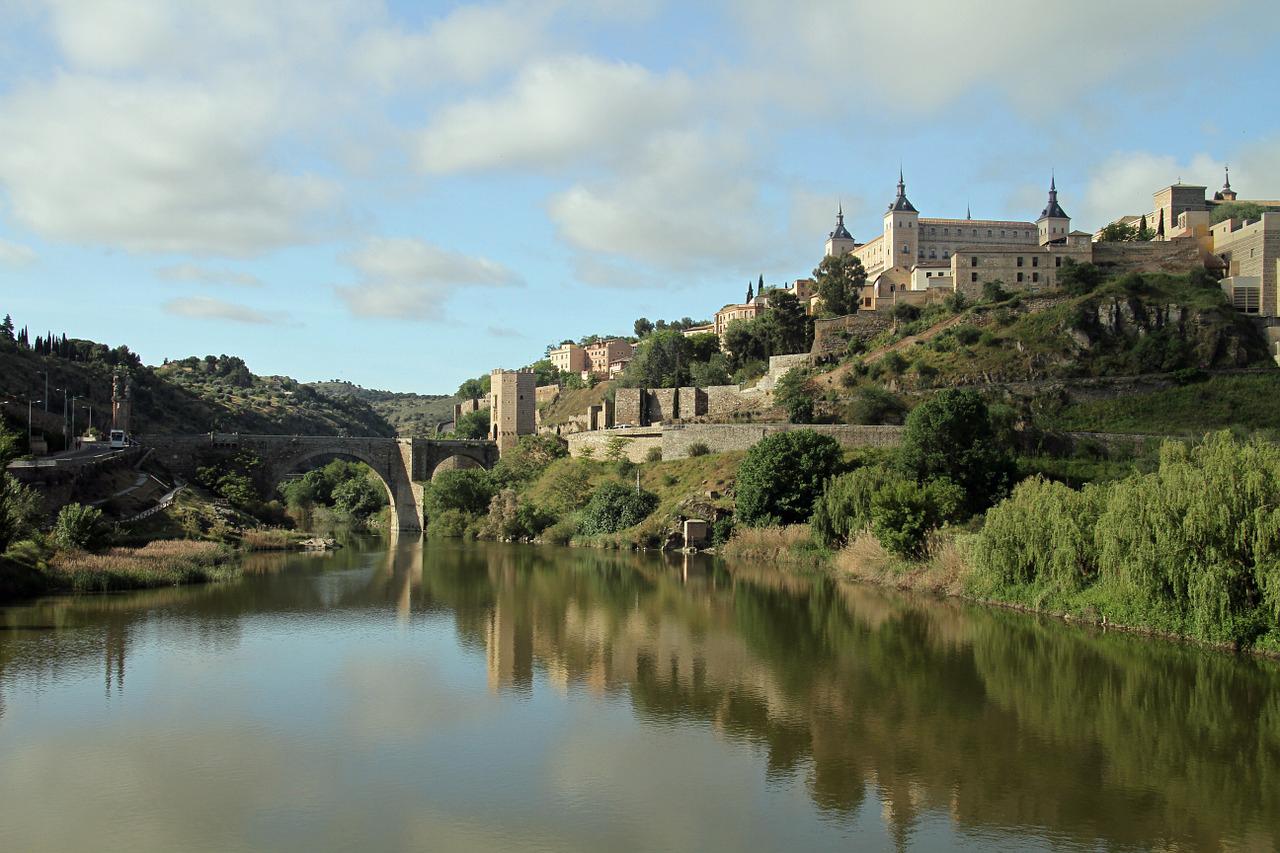 Hoteles en Toledo