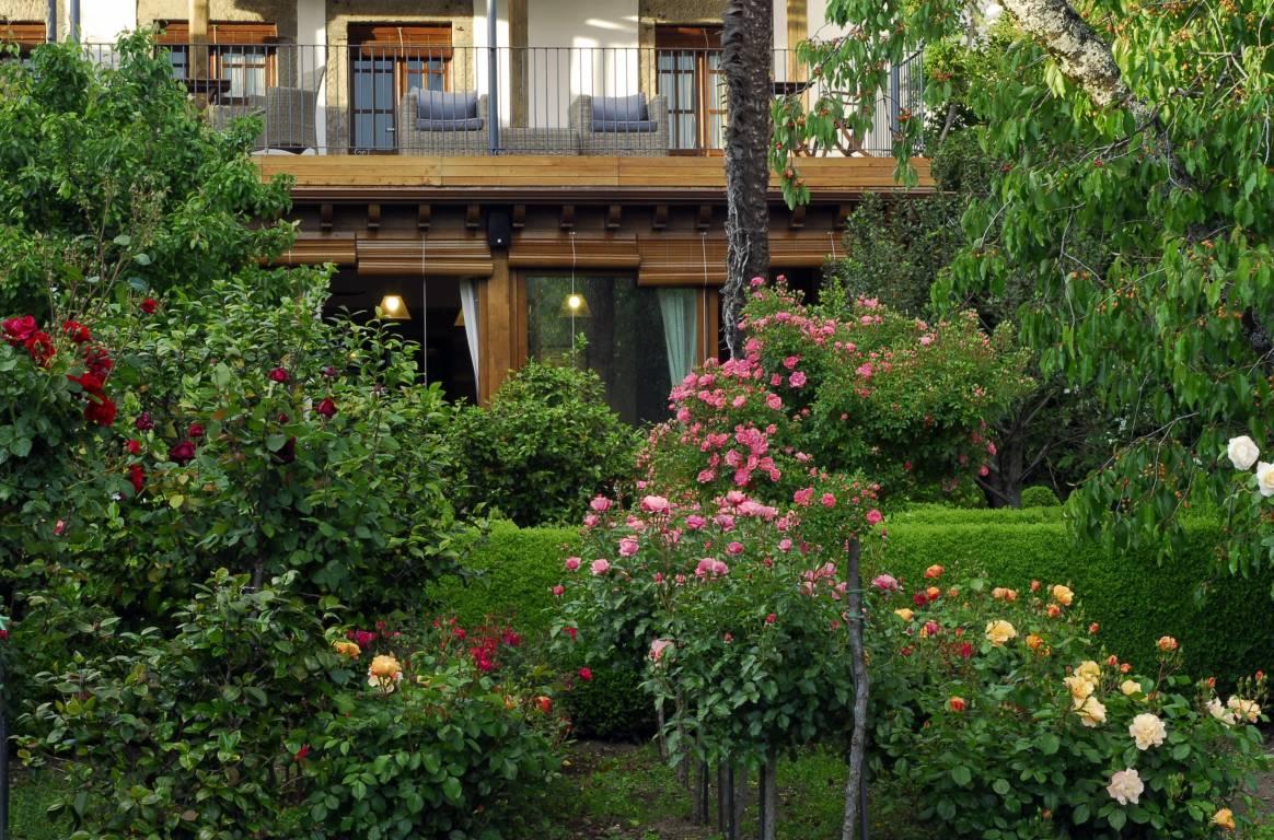 <strong>Hotel Rural en Cáceres El Jardín del Convento</strong>