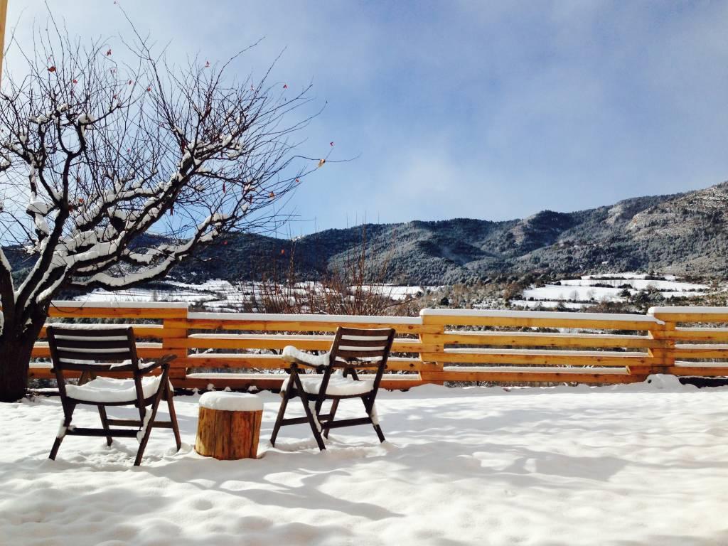 <strong>Rural Hotel in Huesca Terra Bonansa Jardin Nieve</strong>