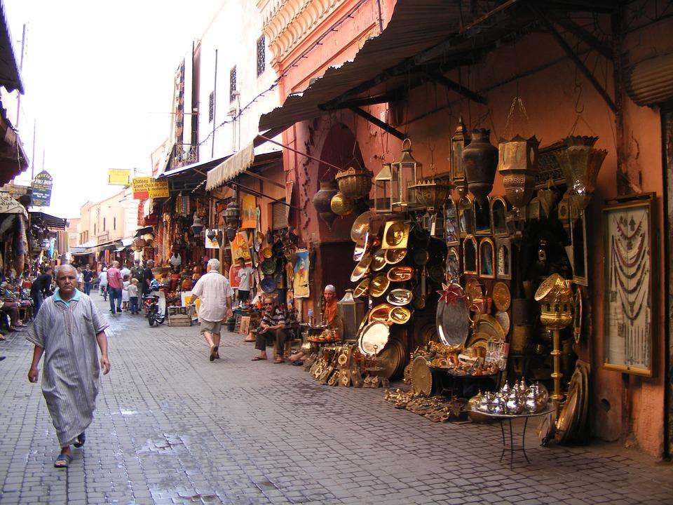 <strong>Hoteles en Marrakech</strong>