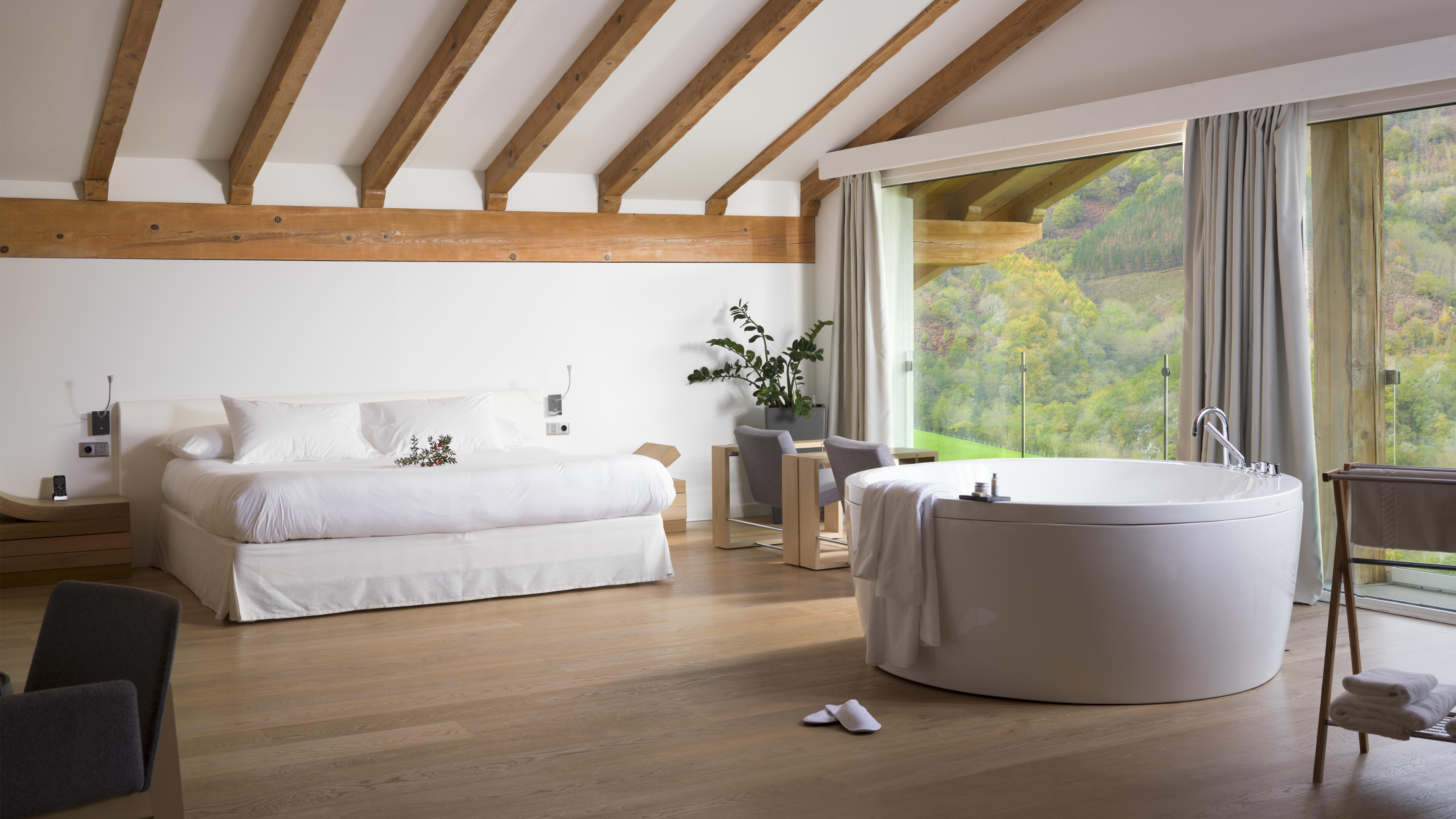 Hoteles en Navarra