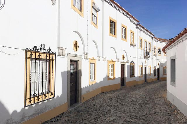 <strong>Hoteles en Évora con encanto</strong>