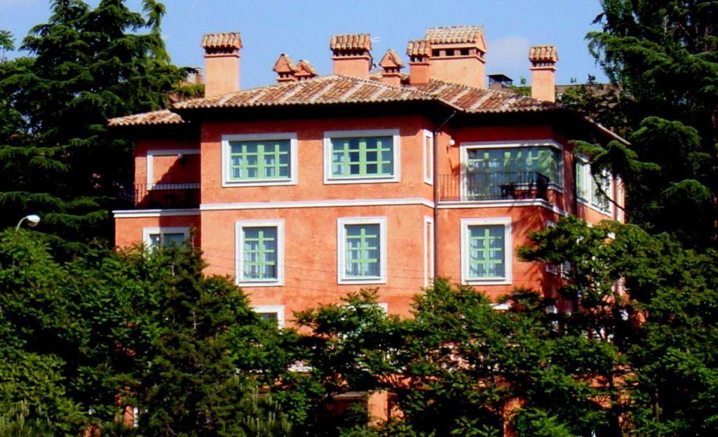<strong>Hoteles y Masías para Bodas con Encanto - Quinta de los Cedros (Madrid)</strong>