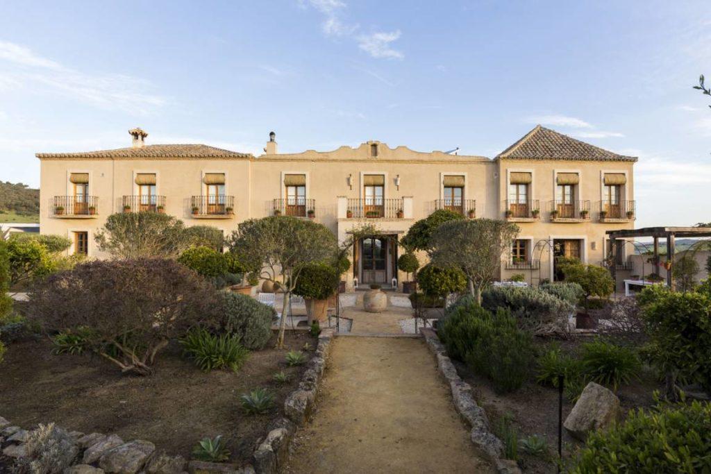 <strong>Hoteles y Masías para Bodas con Encanto - Casa La Siesta (Cádiz)</strong>