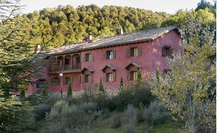 """Hoteles y Casas Rurales en Cuenca """"Vivir Cuenca"""" del Turismo Rural La Casita de Cabrejas"""