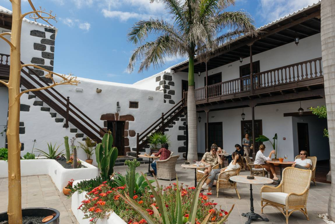 <strong>Hotels in Lanzarote Palacio Ico Terrace</strong>
