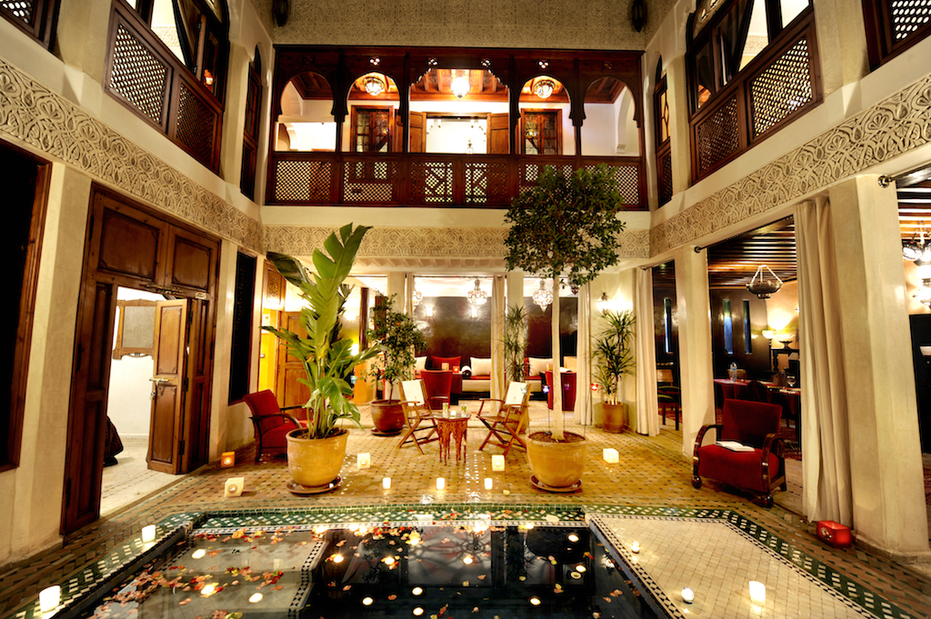 <strong>Hoteles en Marrakech - Hotel Riad de la Belle Epoque Rusticae</strong>