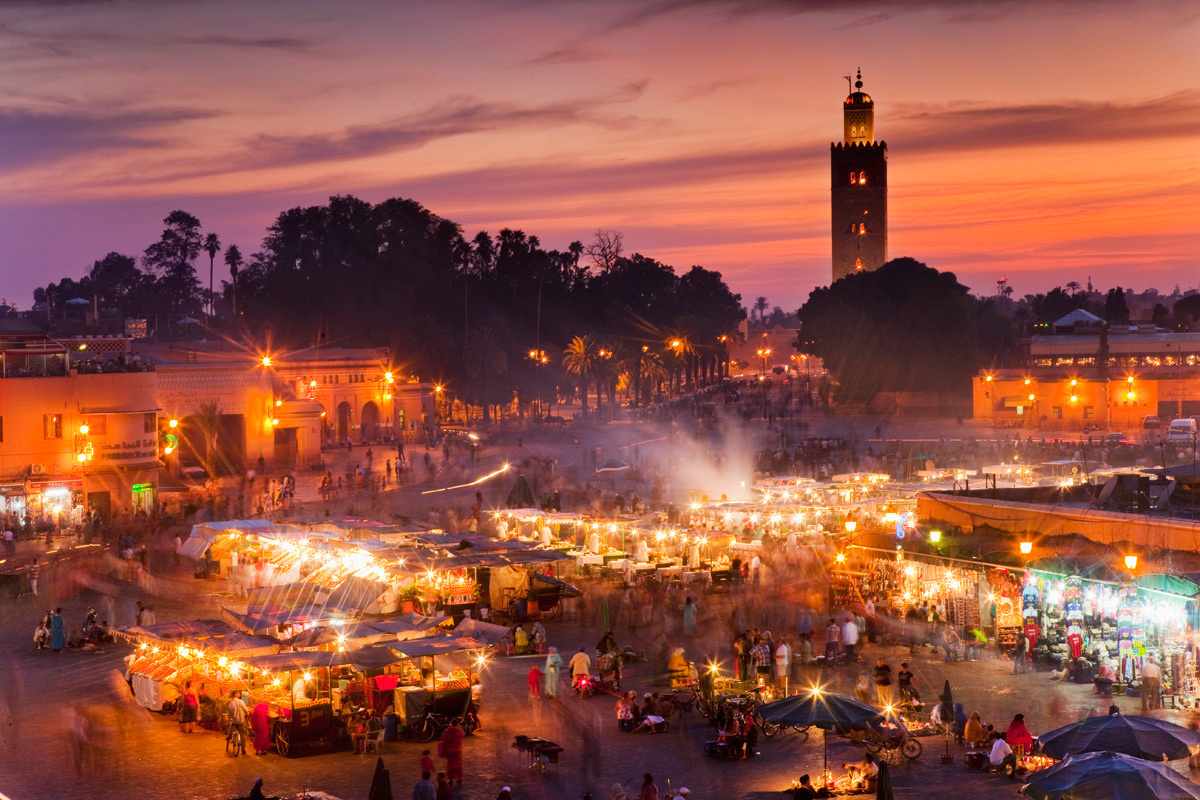 <strong>Hoteles en Marrakech únicos</strong>