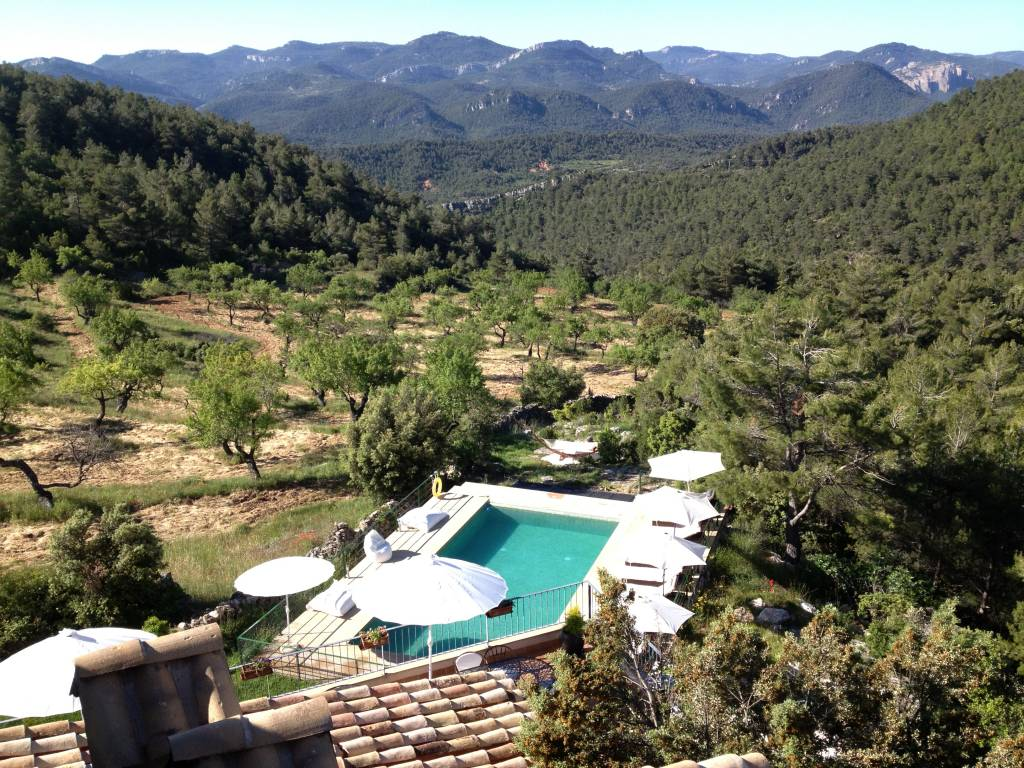 <strong>Nature environment Hotels Pool Mas de la Serra Natural Hotel</strong>