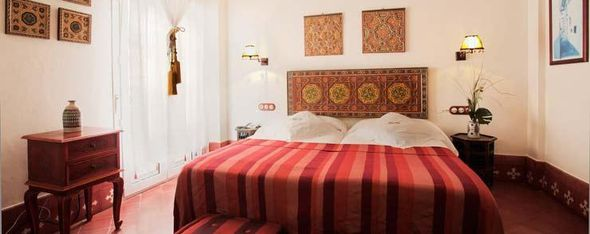 <strong>ROMANTIC GETAWAY AT HOTEL ALCOBA DEL REY (SEVILLA)</strong>