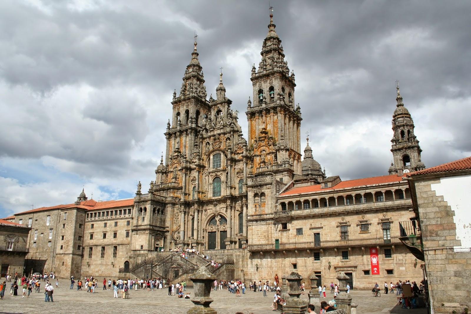 Hoteles en Galicia - Santiago de Compostela