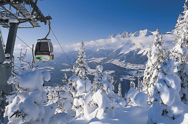 <strong>Viaje de Esquí en Los Alpes Italianos</strong>