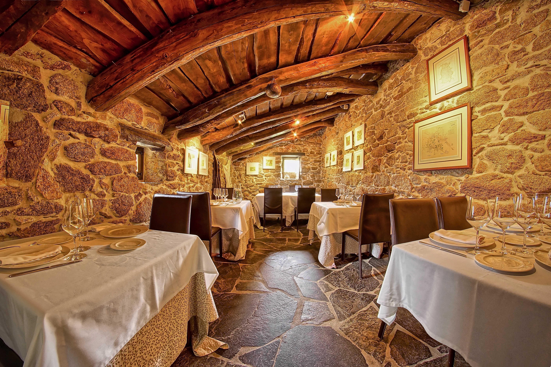 <strong>Hoteles y Casas Rurales en Galicia - Gastronomía</strong>