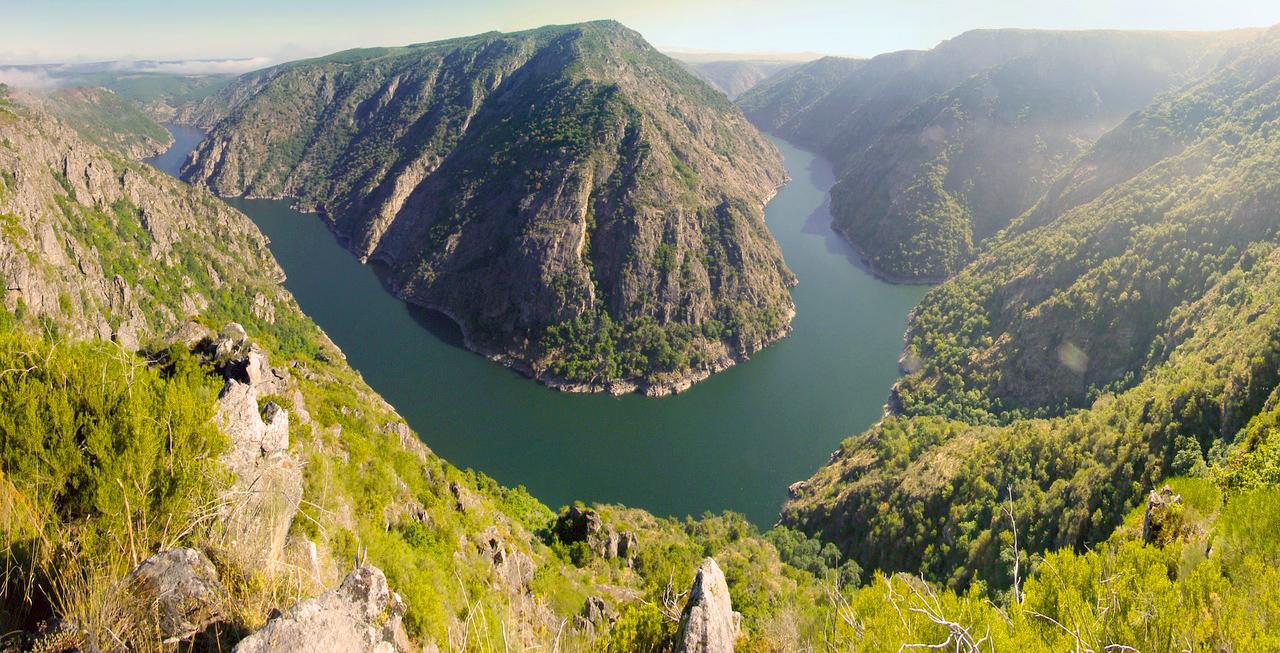<strong>Casas Rurales en Galicia - Ribeira Sacra</strong>