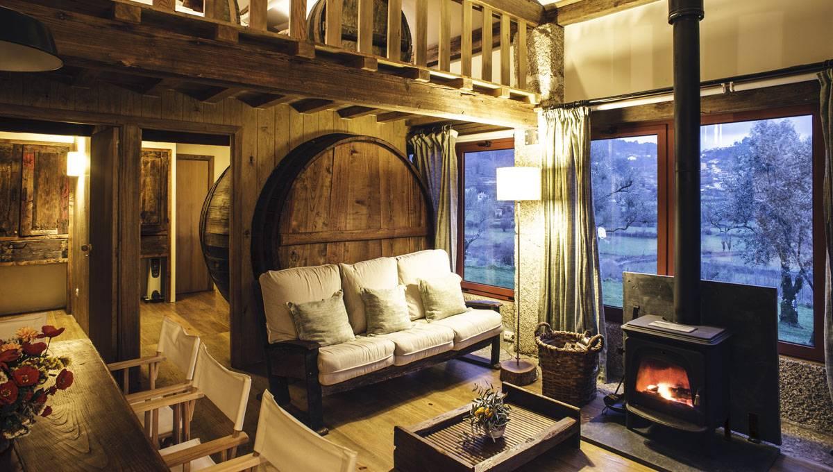 <strong>Hoteles con Bodega en España HOTEL QUINTA DO RAPOZINHO</strong>