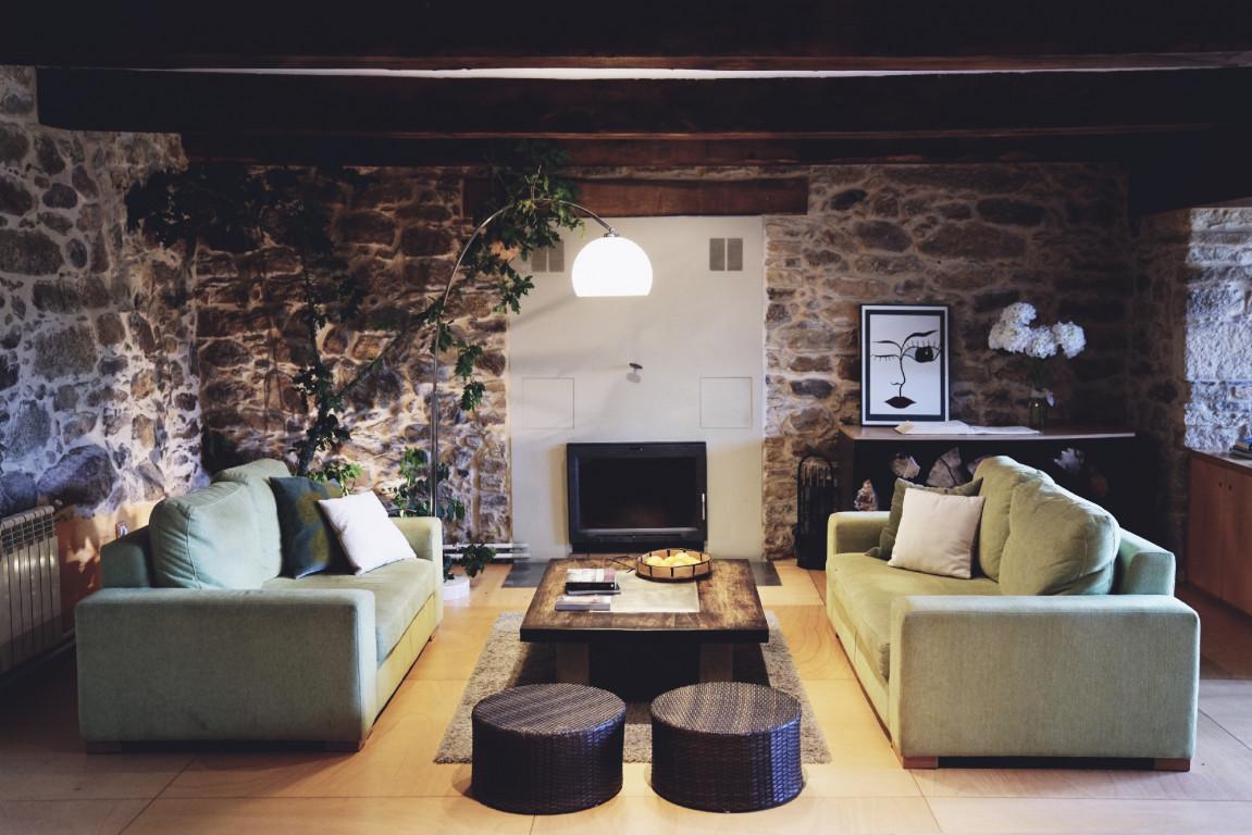 <strong>Hoteles Rurales con Chimenea -  Hotel Rectoral de Lestedo</strong>