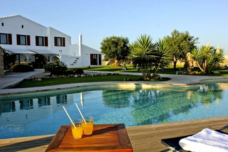 <strong>Hotel en Menorca con encanto Llucalari Nou</strong>