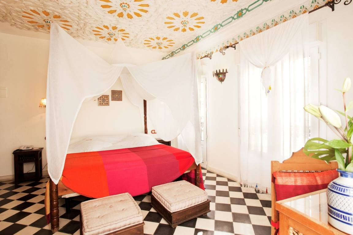 <strong>Boutique romantic Hotels in Seville - Seville Hotel Alcoba del Rey</strong>