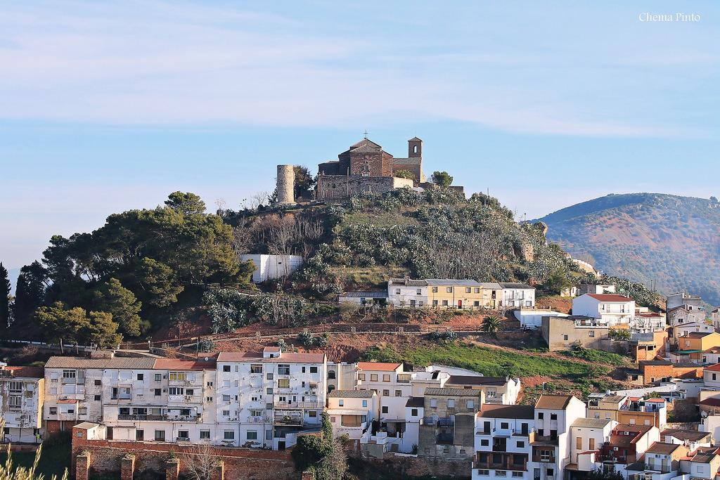 HOTELES EN Vilches, Jaén - Hotel Finca El Añadío