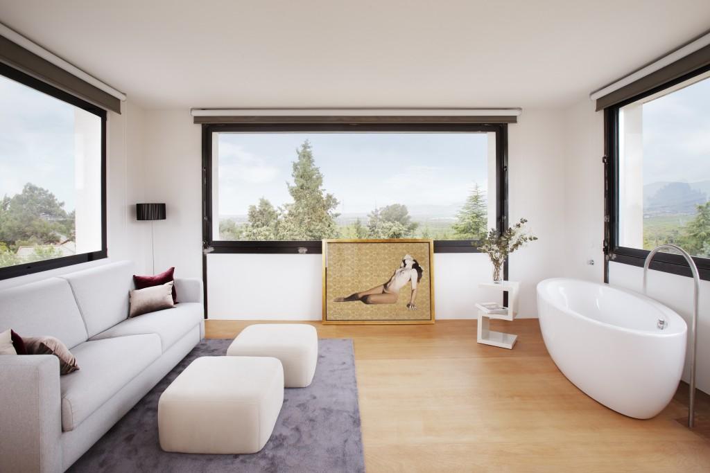 <strong>Baños de Ensueño - Hotel Box Art La Torre - Madrid</strong>
