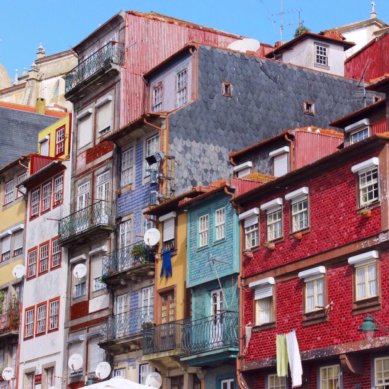 <strong>Oporto - Calles de Oporto</strong>