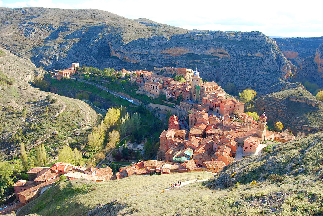 <strong>Charming Villages in Spain - Albarracín (Teruel)</strong>