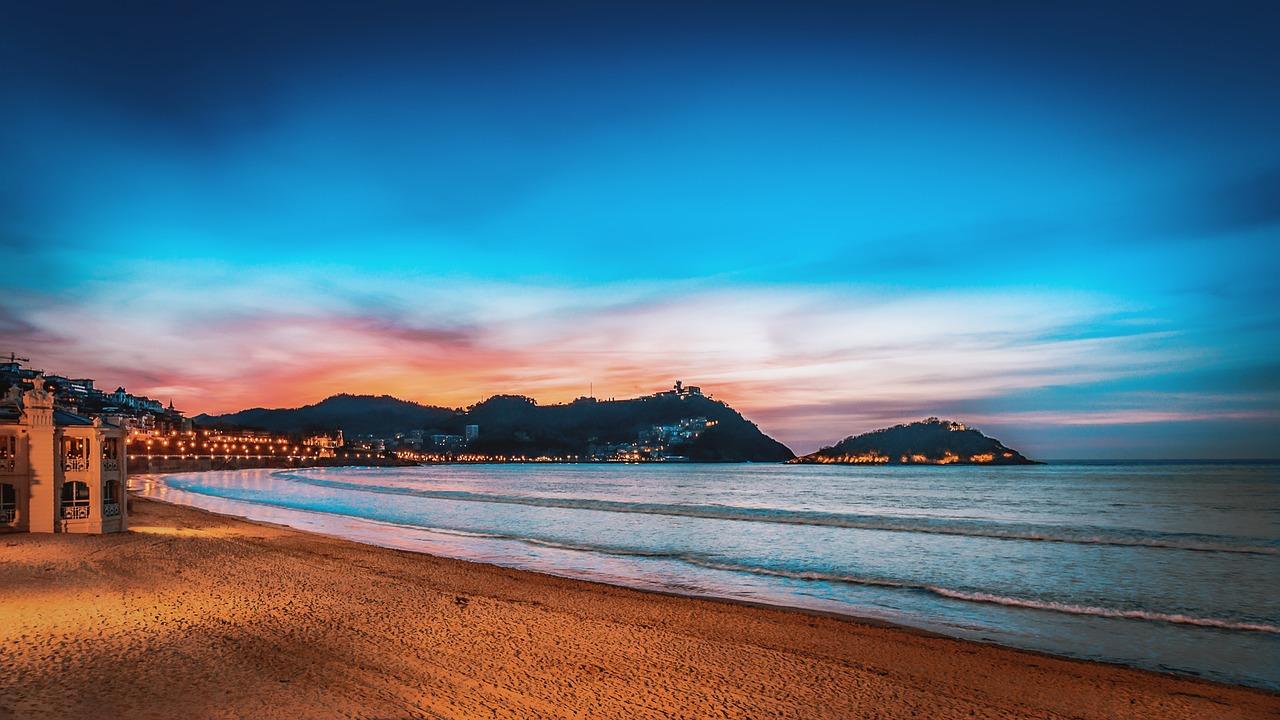 <strong>Hoteles en San Sebastián</strong>